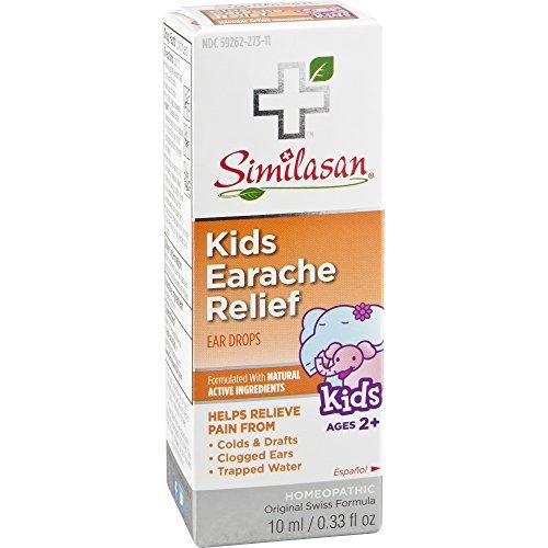 Similasan Kids Ear Relief Drops, 0.33 Ounce