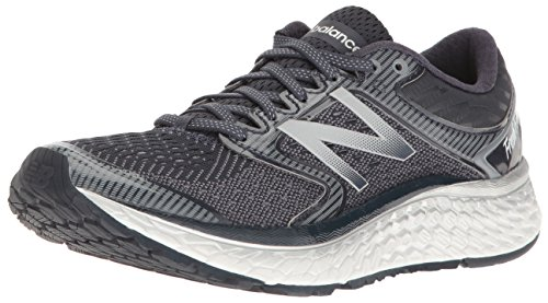 New Balance Women's Fresh Foam 1080v7 Running Shoe, Thunder/White, 7.5 B US