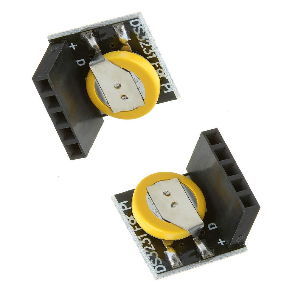 Anmbest DS3231 - Módulo de reloj de alta precisión con ...