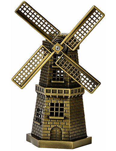 river long Vintage Holland Windmill Christmas Birthday Gifts for Children, Hobby for Kids Adult Souvenir Collectibles (2)