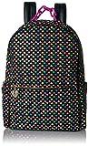 Betsey Johnson Heart on My Sleeve Large Backpack, Multi