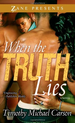 book cover of When the Truth Lies