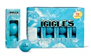 Vgolf Teal Crystal Ball (Pack of 12)