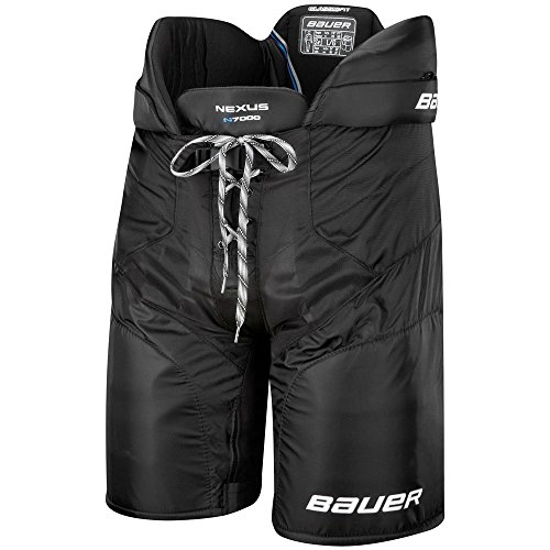 Bauer Nexus N7000 Ice Hockey Pants - Senior - Medium - Black