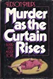 Murder As the Curtain Rises, Judson Philips, 0396079547