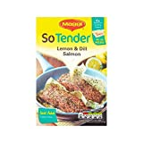 Maggi So Tender Salmon Lemon & Dill 23g - Pack of 6