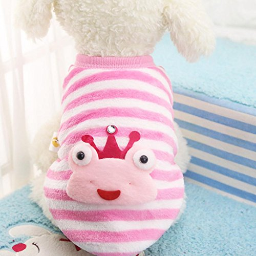 Pet Clothes Daoroka Puppy Dog Cat Small Pet