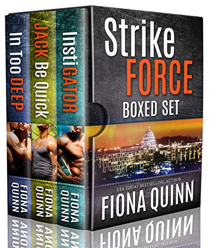 Strike Force Boxed Set: From the Iniquus World of Romantic Suspense Mystery Thrillers ()