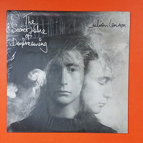 JULIAN LENNON Secret Value Of Daydreaming 81640 1 E LP Vinyl VG++ Cover Shrink (Julian Lennon The Secret Value Of Daydreaming)