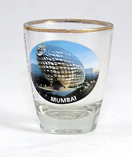 India Mumbai Shot Glass