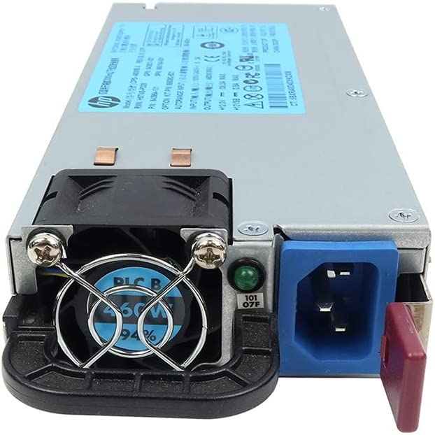 643954-101 - PSU 460W Switching Hot Swap DPS-460MB A Proliant ML350 G8