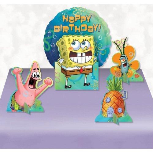 SpongeBob Balloon Centerpeice ()