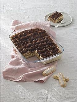 Lasagneform Bild