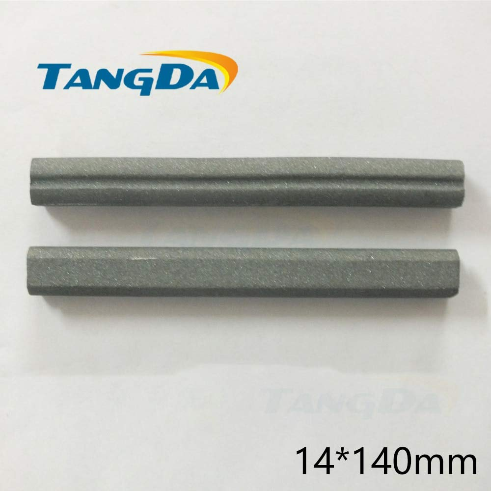 Maslin 14140mm ferrite Bead cores Rod core ODHT 14 140 mm Soft SMPS RF ferrite inductance HF Welding Magnetic bar High Frequency