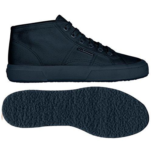 Navy Superga Unisex Total Sneakers 2754 Adulto Cotu 7YHwY4qv