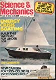 System & MECHANICS Sub-Compacts Energy Crisis Trimaran Sailboats 4 1974