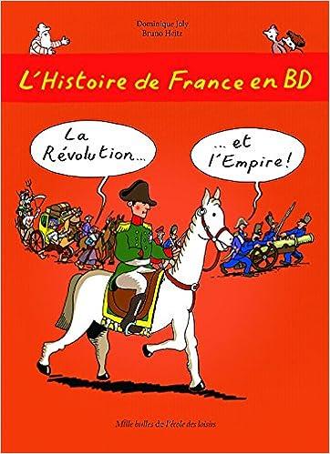 L Histoire De France En Bd Tome 5 La Revolution Et L