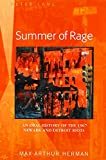 img - for Summer of Rage: An Oral History of the 1967 Newark and Detroit Riots book / textbook / text book