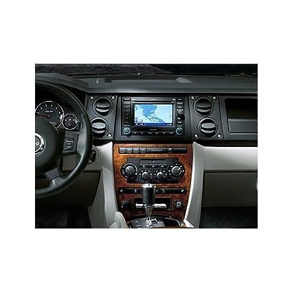 jeep commander radio