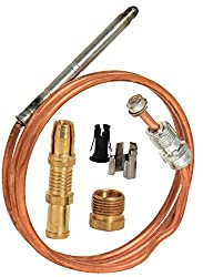 Repl Thermocouple, Snap Fit, 30 In
