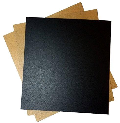 WORBLA 3 PACK COMBO - 2 Classic 1 Black - 10 x 9.25 Inch Per Sheet - COSPLAY BEST SELLER - Worblas Finest Art Thermoplastic + Worbla (Worbla Costumes)