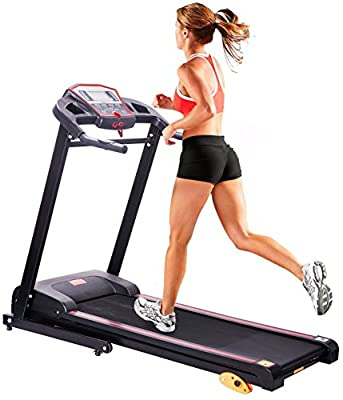Merax 1.5HP Folding Electric Treadmill Motorized Running Machine