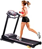 Cheap Merax 1.5HP Folding Electric Treadmill Motorized Running Machine (Black)