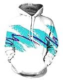 SKCUTE_HOODIES Hipster Cool Design 90s Jazz Solo Cup 3D Sweatshirt Streetwear 1990s Clothing Hip Hop Hooded