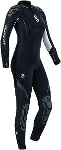 ScubaPro Women's Everflex Steamer 7/5mm Wetsuit