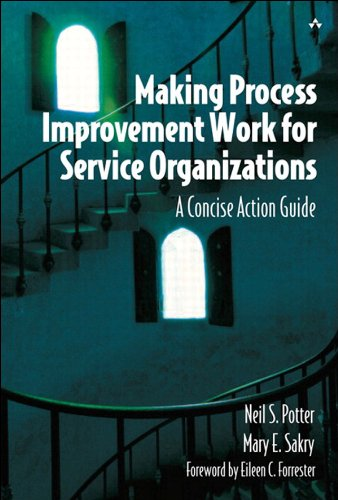 Download Making Process Improvement Work for Service Organizations: A Concise Action Guide Pdf