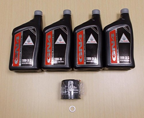 New 1989-2007 Honda VT 1100 VT1100 Shadow OE Oil & Filter Service Kit