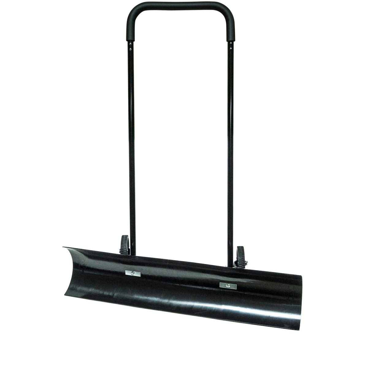 36'' Wheeled Snow Shovel Pusher Wheels 36 Inch Angled Reversible ABS Plastic by Replaces Wheeled Snow Shovel