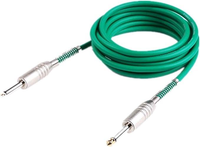 Cable Guitarra Electrica Línea de reducción de Ruido Cable de ...