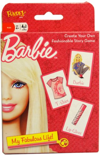 Barbie My Fabulous Life : Create Your Own Fashionable Story