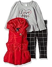 Baby Girls' 3 Pc Jacket Set