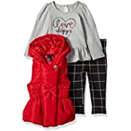 Tommy Hilfiger Baby Girls' 3 Pc Jacket Set