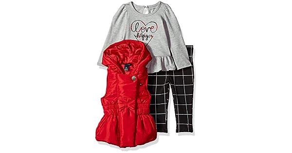 Amazon.com: Tommy Hilfiger - Juego de chaquetas para bebé (3 ...