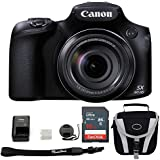 Canon Powershot SX60 HS Bundle + Canon SX60 HS Digital Camera Basic Accessory Kit - Including EVERYTHING You Need To Get Started
