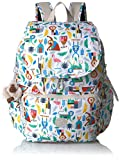 Kipling Women's Zax Printed Diaper Backpack