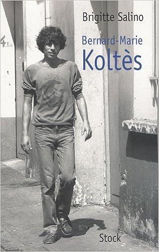 Livres Bernard Marie Koltès pdf epub