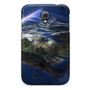 High-end Case Cover Protector For Galaxy S4(abstract 3d)