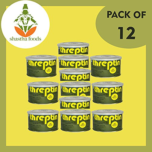 Threptin - Regular (Pack of 12) Each 275 Grams by Shastha Foods