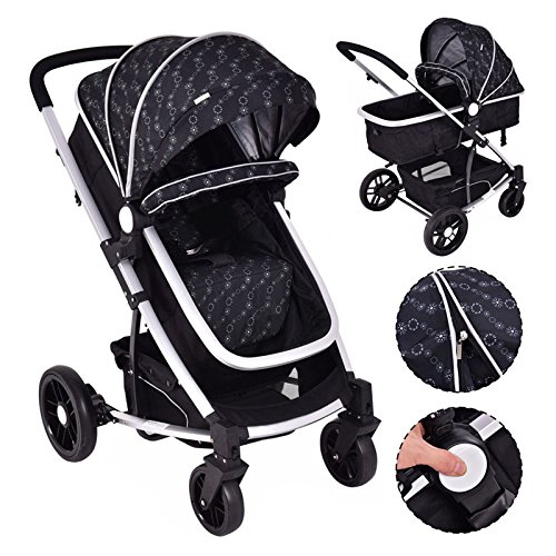 City Select Double Stroller Baby Bunting - 8