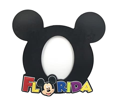 Amazoncom Disney Mickey Mouse Magnet Picture Frame Home Kitchen