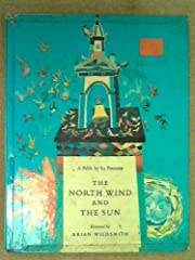 The North Wind and the Sun; a fable por Jean…