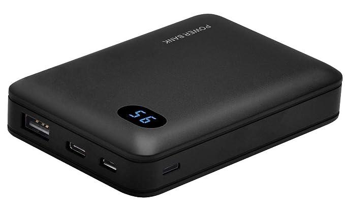 Mini Cargador portátil portátil de 10000 mAh más pequeño y ...
