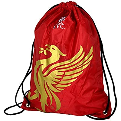 Official Liverpool FC Gym Bag Sack FP