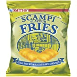 Smiths Scampi Flavour Fries 27g x Case of 24