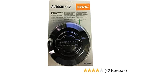 Amazon.com : STIHL 4006 710 2103 5 2 AutoCut Trimmer Head : String Trimmer Accessories : Garden & Outdoor