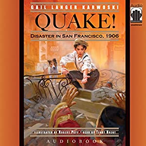 Quake! Audiobook